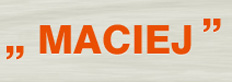 logo_maciej
