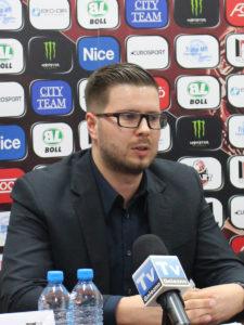 Karol Lejman (prezes One Sport)